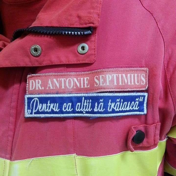 Dr. Antonie Septimius