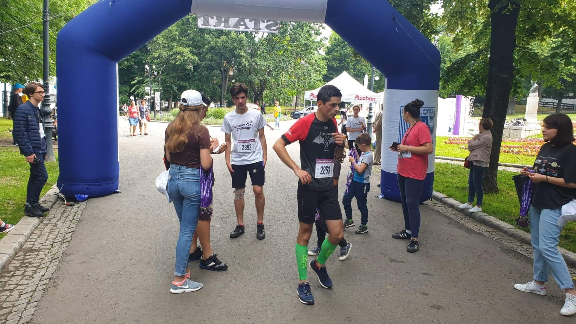 Run for epilepsy